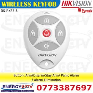 DS-PKFE-5 hikvision keyfob sale sri lanka