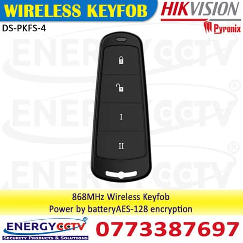 DS-PKFS-4-DS-PKFS-4 wireless keyfob