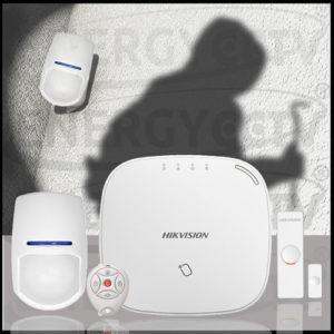 Hikvision Burglar Alarms & Intruder Alarm Systems