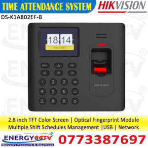 Hikvision-DS-K1A802EF-B-Fingerprint-sri-lanka-sale in sri lanka best price