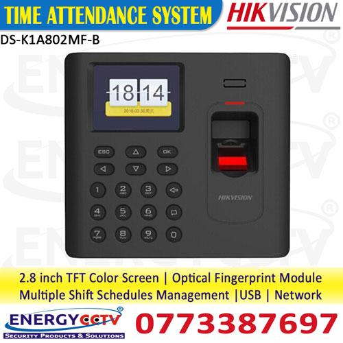 Hikvision-DS-K1A802MF-B-Fingerprint-sri-lanka