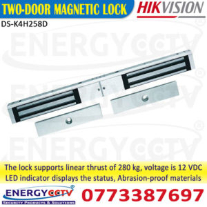 DS-K4H258D-Two-door-magnetic-door-lock-for-access-control-sri-lanka