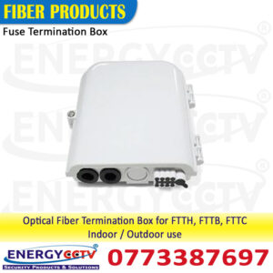 Fiber Optic Termination Fuse Box For Networking Devices sale in Sri Lanka